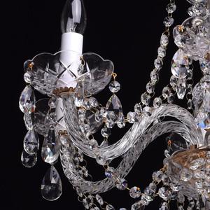 Lustr Caroline Crystal 6 Gold - 367012606 small 5