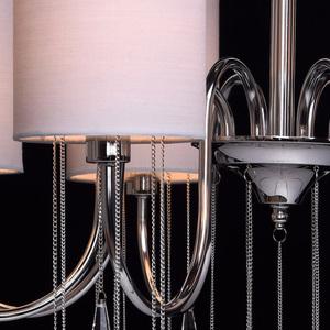 Závěsná lampa Federica Elegance 8 Chrome - 379018608 small 2