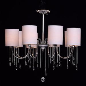 Závěsná lampa Federica Elegance 8 Chrome - 379018608 small 3