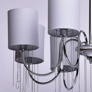 Závěsná lampa Federica Elegance 8 Chrome - 379018608 small 7
