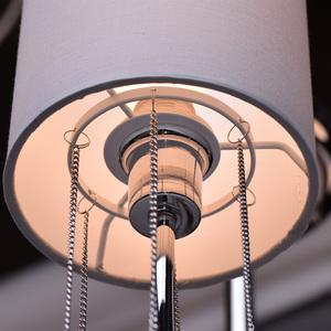 Závěsná lampa Federica Elegance 8 Chrome - 379018608 small 12