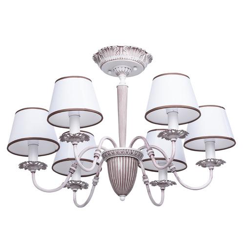 Závěsná lampa Augustina Elegance 6 White - 419011006