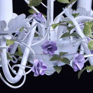 Lustr Provence Flora 8 White - 421014308 small 10