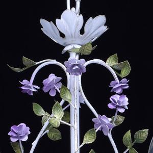 Závěsná lampa Provence Flora 6 bílá - 421014406 small 9