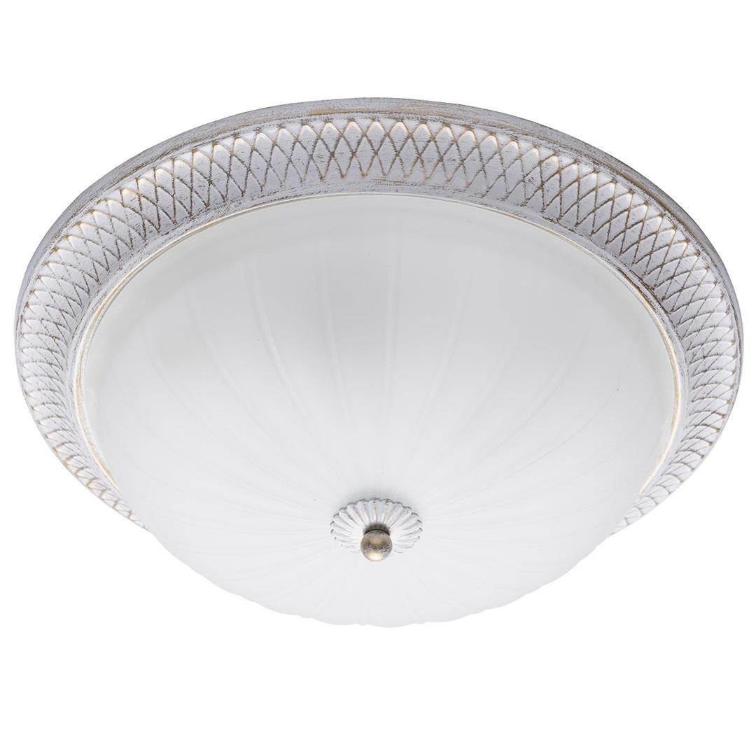 Závěsná lampa Ariadna Classic 3 bílá - 450013603