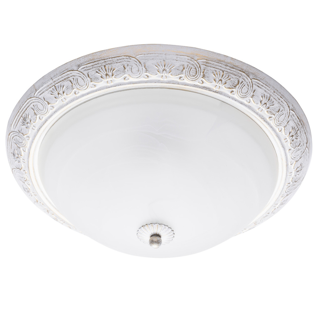 Závěsná lampa Ariadna Classic 3 bílá - 450013703