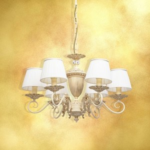 Lustr Ariadna Classic 6 béžový - 450014106 small 14