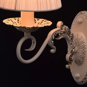 Nástěnná lampa Ariadna Classic 1 Béžová - 450024001 small 2
