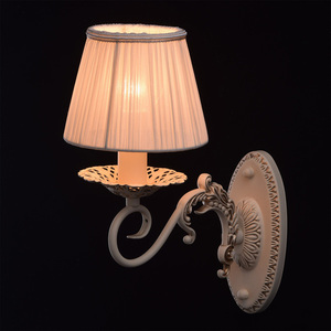 Nástěnná lampa Ariadna Classic 1 Béžová - 450024001 small 3