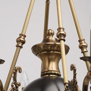 Lustr Gabriel Classic 8 Mosaz - 491012208 small 13