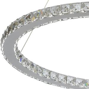 Crystal 144 závěsná lampa chrom - 498011903 small 2