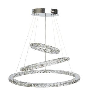 Crystal 144 závěsná lampa chrom - 498011903 small 0