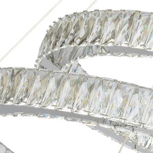 Lustr Goslar Crystal 184 Chrome - 498012003 small 6