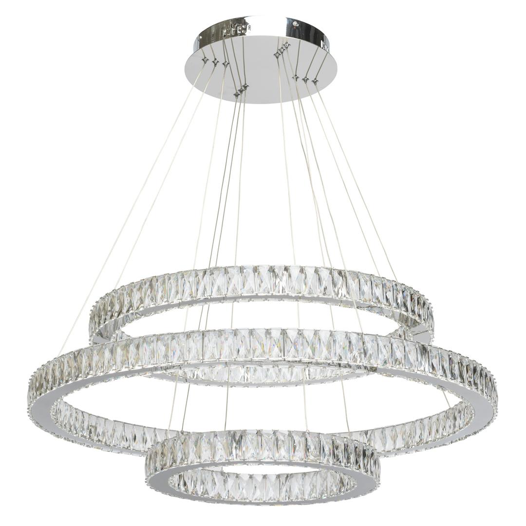 Lustr Goslar Crystal 184 Chrome - 498012003