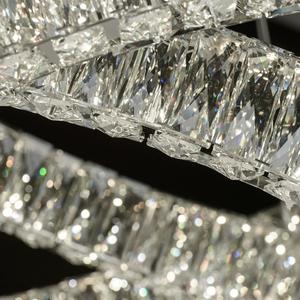 Závěsná lampa Goslar Crystal 136 Chrome - 498012202 small 3