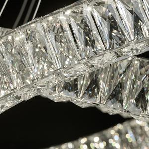 Závěsná lampa Goslar Crystal 136 Chrome - 498012202 small 4
