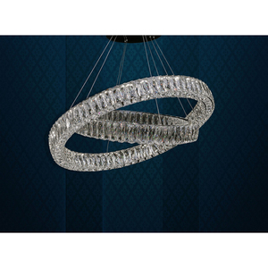 Závěsná lampa Goslar Crystal 136 Chrome - 498012202 small 6
