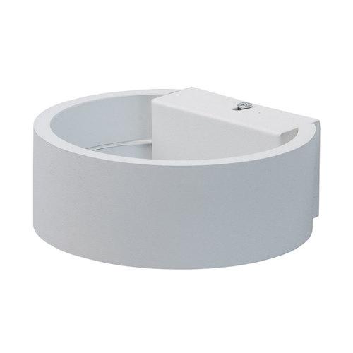 Nástěnná lampa Cottbus Techno 1 Bílá - 492023401