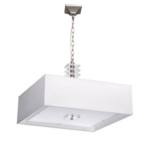 Závěsná lampa Prato Megapolis 6 Šedá - 101011706