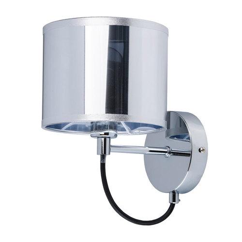 Nástěnná lampa Lazio Megapolis 1 Chrome - 103020701
