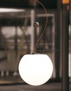 Závěsná lampa Tobias Grau TAA BI02-3 na trati small 3