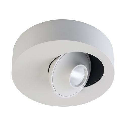Závěsná lampa Techno 1 Šedá - 637016501