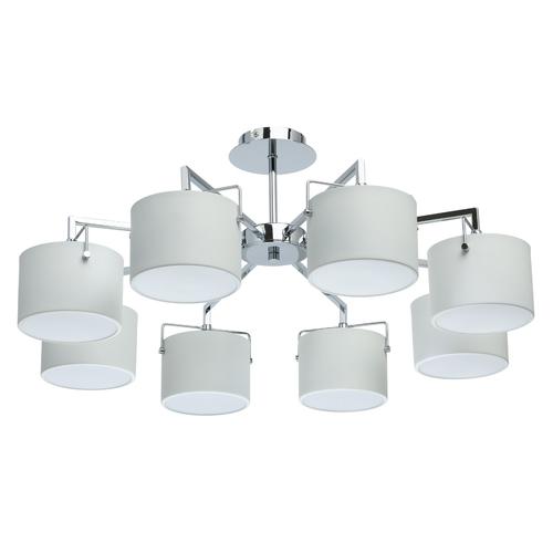Závěsná lampa Town Megapolis 8 Chrome - 721010308