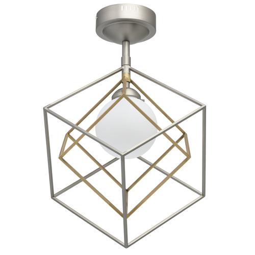 Závěsná lampa Prisma Hi-Tech 7 Silver - 726010301