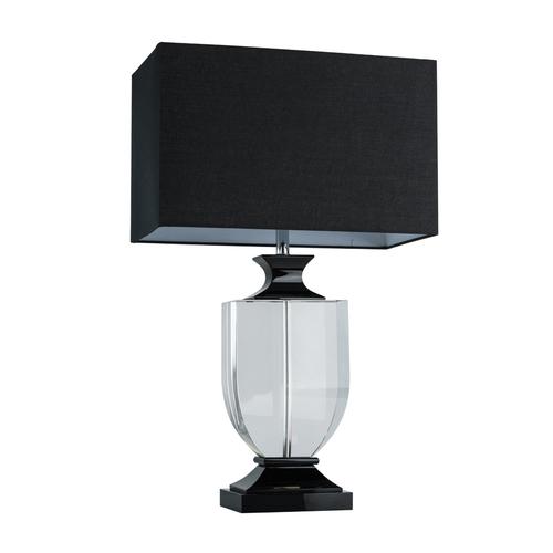 Stolní lampa Palermo Elegance 1 Chrome - 386036101