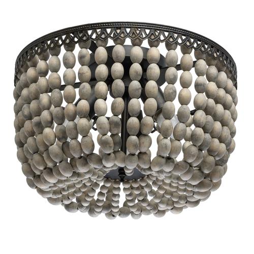 Závěsná lampa Loft 3 Béžová - 679010803
