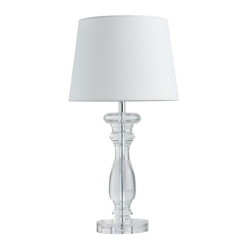 Lampa Stołowa Sofia Elegance 1 Chrom - 355034101