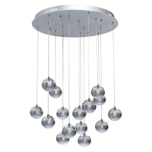 Lampa wisząca Megapolis 15 Srebrny - 730010315