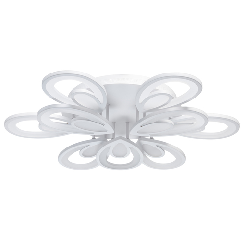 Lampa wisząca Plattling Hi-Tech 110 Biały - 661016609