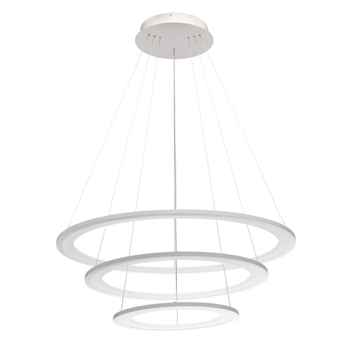 Lampa wisząca Hi-Tech 120 Biały - 661016703