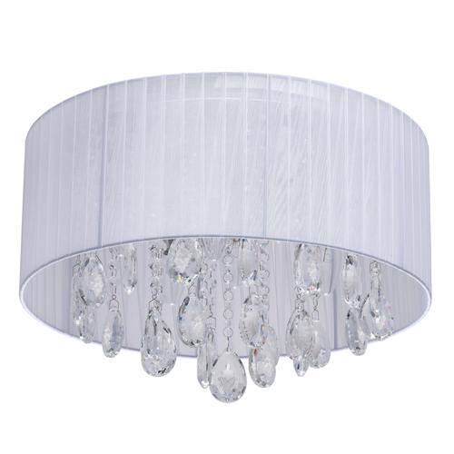 Lampa wisząca Jacqueline Elegance 6 Biały - 465015606