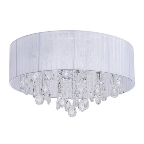 Jacqueline Elegance 9 Bílá závěsná lampa - 465015709