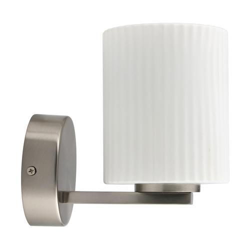 Nástěnná lampa Aqua Techno 1 stříbrná - 509024201