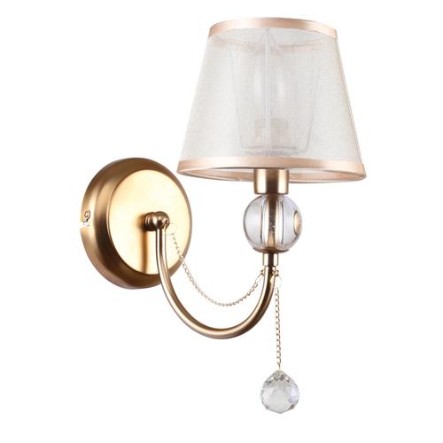 Nástěnná lampa Federica Elegance 1 Gold - 684021701