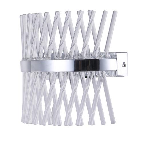 Nástěnná lampa Adelard Crystal 15 Chrome - 642023801