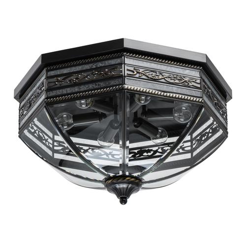 Závěsná lampa Corso Street 6 Mosaz - 801010806