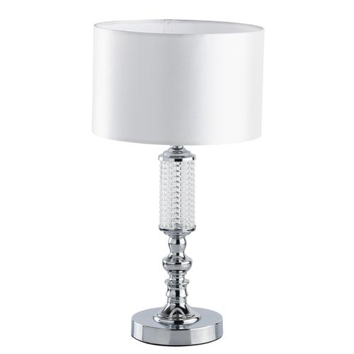 Stolní lampa Ontario Elegance 1 Chrome - 692031501