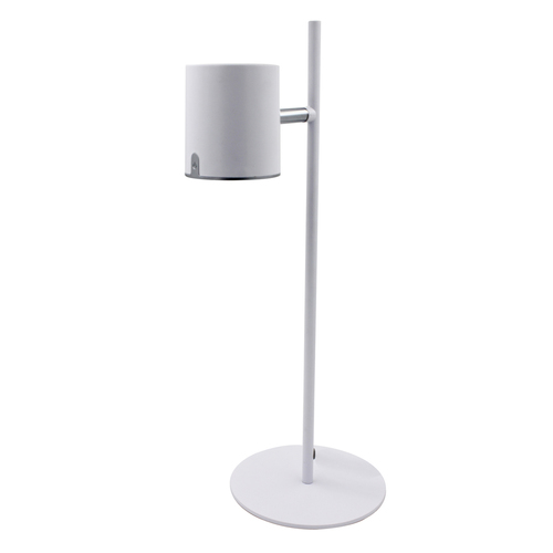 Stolní lampa Edgar Hi-Tech 6 bílá - 408032201