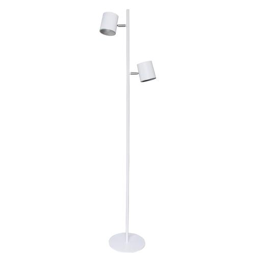 Edgar Hi-Tech 2 stojací lampa bílá - 408042302