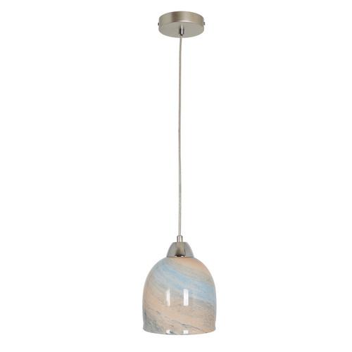 Lampa wisząca Claire Megapolis 1 Srebrny - 354019301