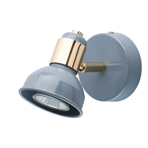 Reflektorek Hof Techno 1 Niebieski - 552020101