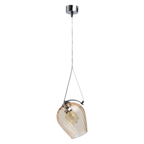Lampa wisząca Bremen Megapolis 1 Chrom - 606010601