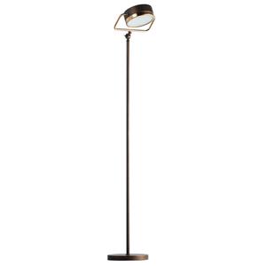 Mosazná podlahová lampa v Hamburku - 605041601 small 0