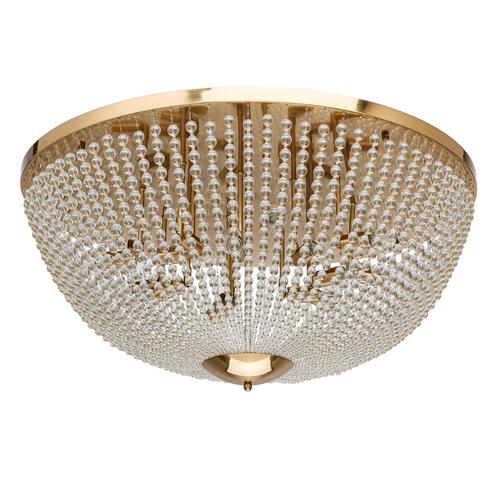 Závěsná lampa Venezia Crystal 15 Mosaz - 111012815
