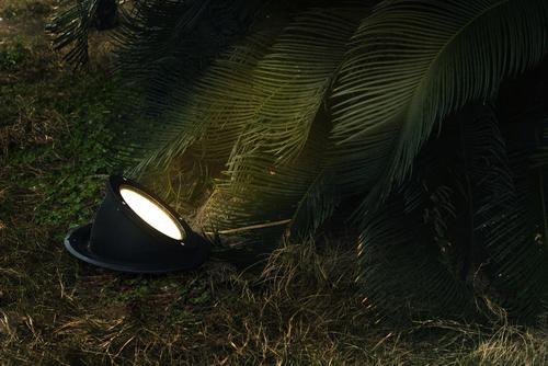 Venkovní lampa zapuštěná do země Lutec ARCTIC