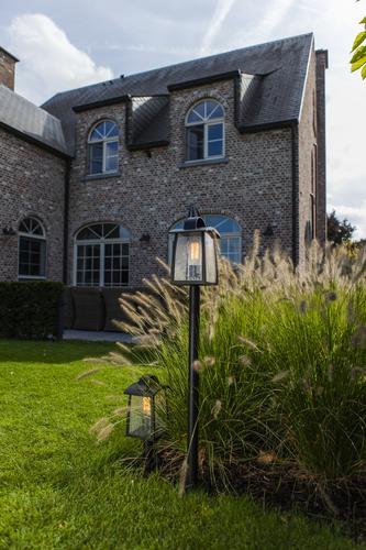 Venkovní zahradní lampa Lutec KELSEY